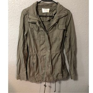 26 International Zip Jacket